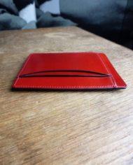 Il Bussetto porte cartes veste rouge 3