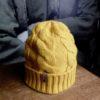 Mackage bonnet cachemire moutarde revolt orleans