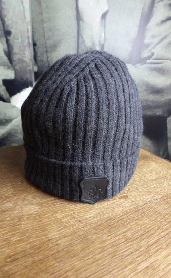 Mackage bonnet cachemire anthracite revolt orleans