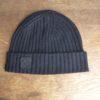 Mackage bonnet cach noir revolt orleans