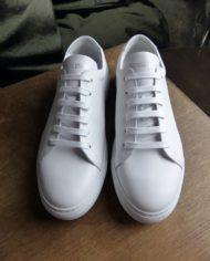 National Standard édition 3 cuir blanc face