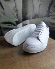National Standard édition 3 cuir blanc semelle