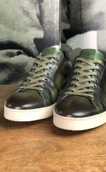 Giorgio sneakers kaki Revolt orleans
