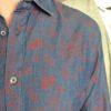 BOB chemise jeans fleurs revolt orleans