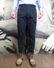 Messagerie pant cargo navy face