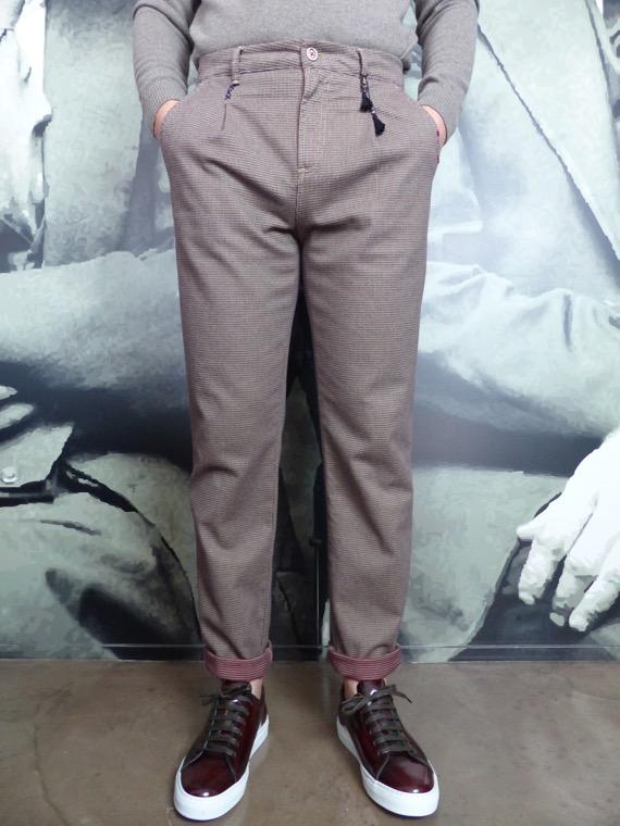 BOB pantalon Luis beige revolt orleans