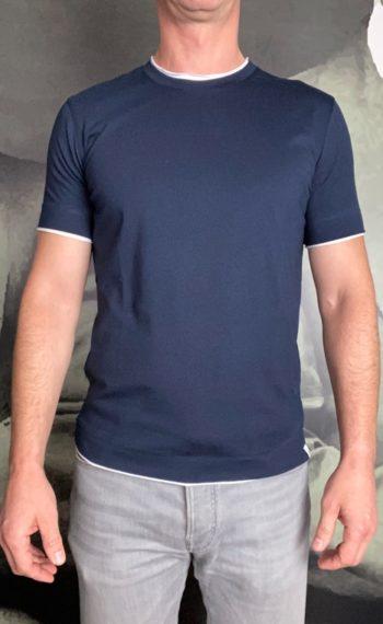 Palo Pecora t-shirt navy revolt orleans