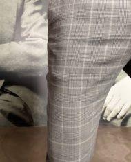 Berwich pantalon pdg gris détail