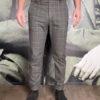 Berwich pantalon prince de galles gris revolt orleans