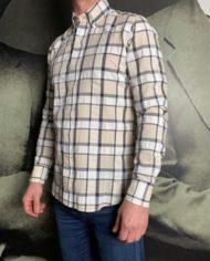 Bagutta chemise tartan revolt orleans
