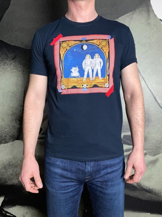 BoB t-shirt lunar navy revolt orleans