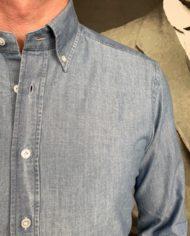 Bagutta chem jeans détail
