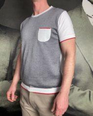 BoB tee shirt jacky blanc marine revolt orleans