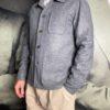 Bob veste atelier grise revolt orleans